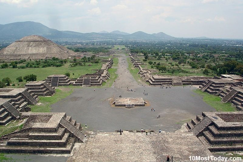 Most Mysterious Places On Earth: Teotihuacan, Mexico