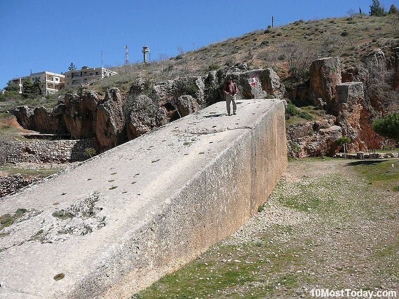Most Mysterious Places On Earth: Baalbek, Lebanon
