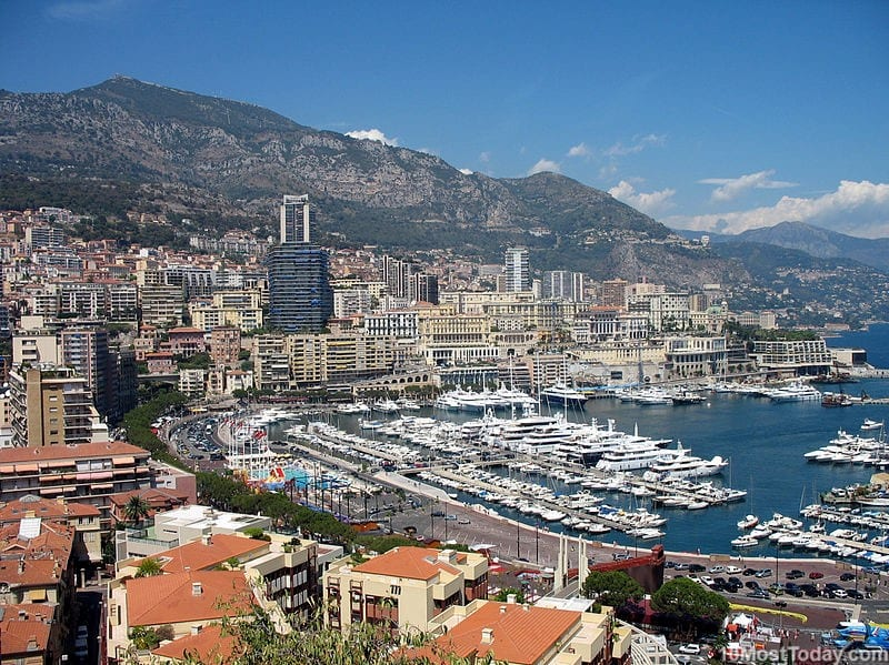 Smallest Countries In Europe: Monaco