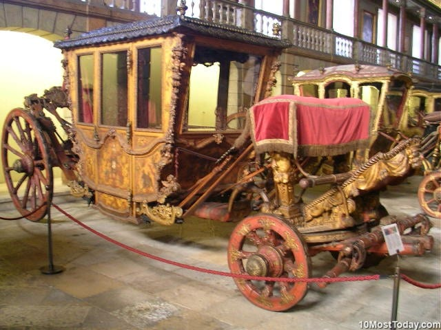 Best Attractions In Lisbon: National Coach Museum