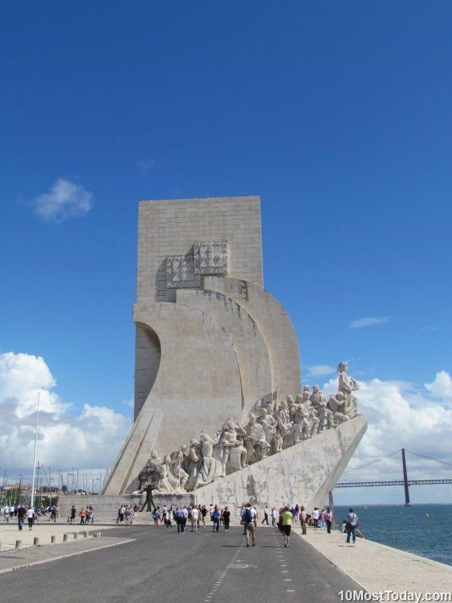 Best Attractions In Lisbon: Padrao dos Descobrimentos