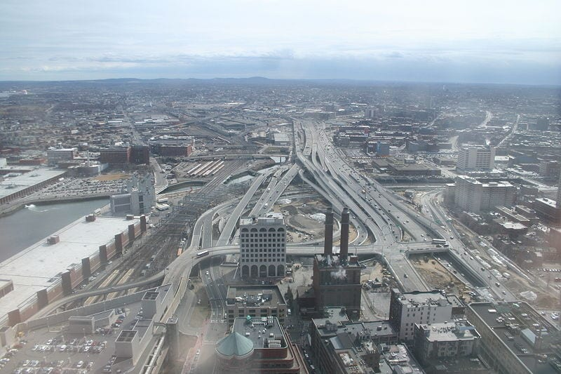 South_Bay_InterchangeMind Blowing Interchanges: South Bay Interchange, Boston