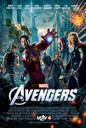Best Movie Blockbusters Of All Time: The Avengers