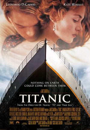 Best Movie Blockbusters Of All Time: Titanic