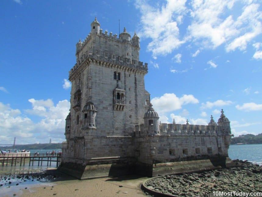 Best Attractions In Lisbon: Belém Tower