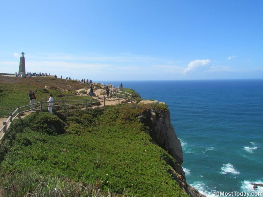 Awesome Geographical Extreme Points: Cabo Da Roca