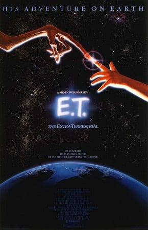 Best Movie Blockbusters Of All Time: E.T