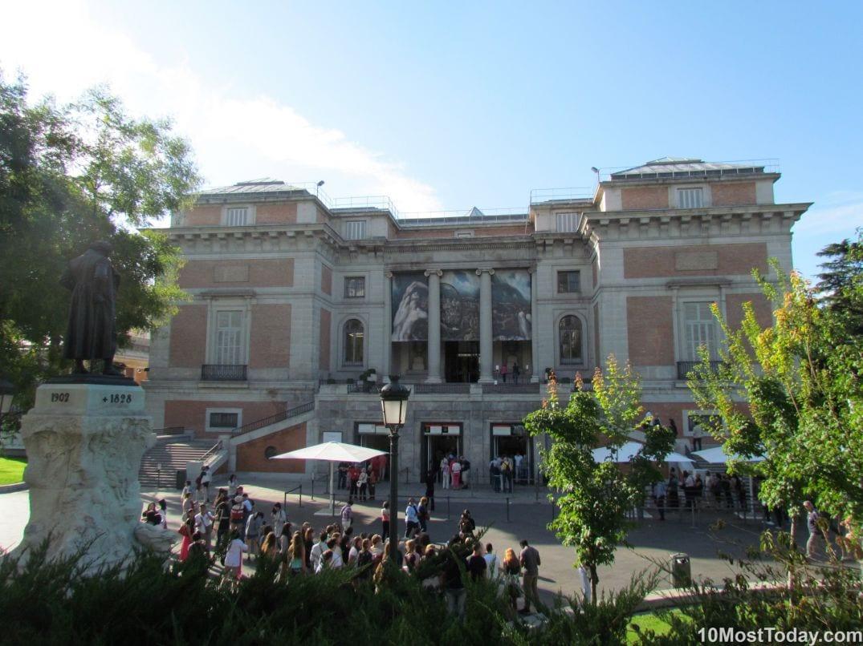 Best Attractions In Madrid: The Prado Museum