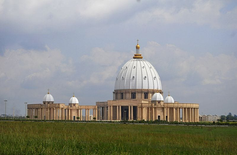 Tallest Church Buildings In The World: Our Lady of Peace Basilica