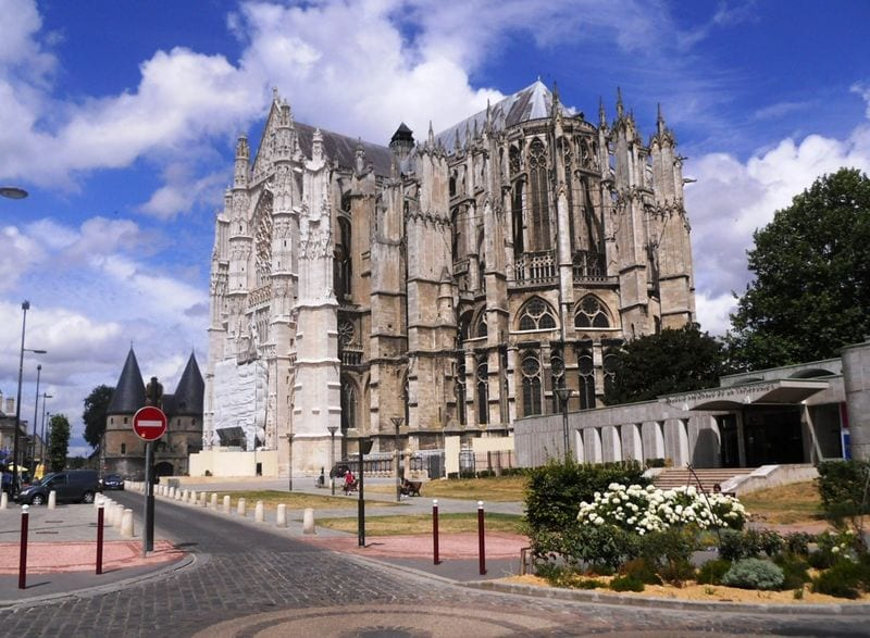 Tallest Church Buildings In The World: Beauvais Cathedral (in its current state)
