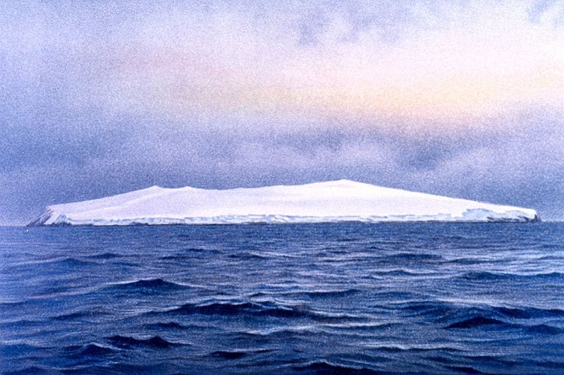Awesome Geographical Extreme Points: Bouvet Island