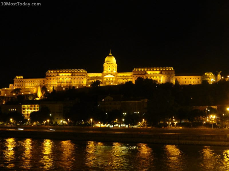 Best Attractions In Budapest: Castle Hill