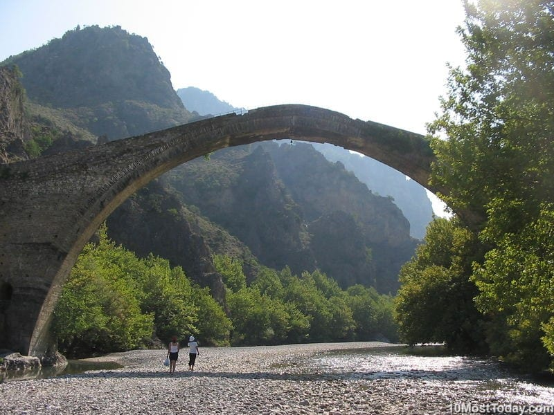 Most Beautiful Stone Bridges