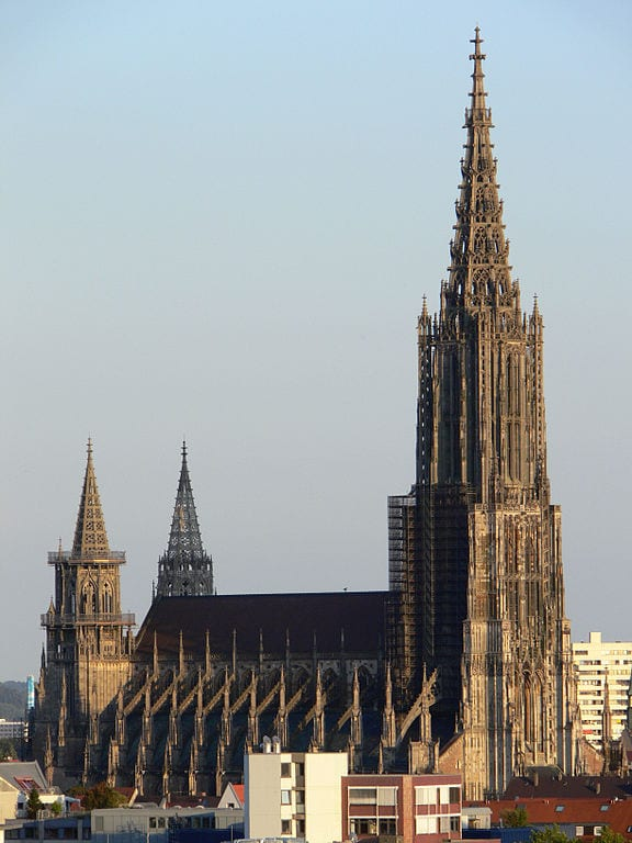 Tallest Church Buildings In The World: Ulm Minster