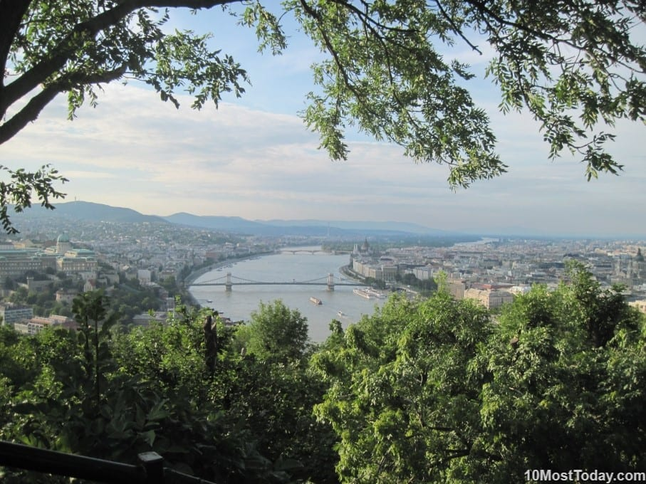 Best Attractions In Budapest: The Danube