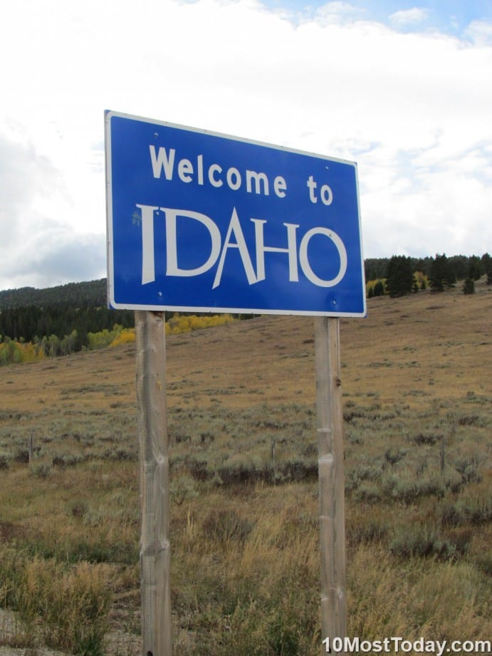 10 Last states To Join The United States: Idaho