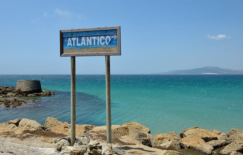 Awesome Geographical Extreme Points: Punta de Tarifa