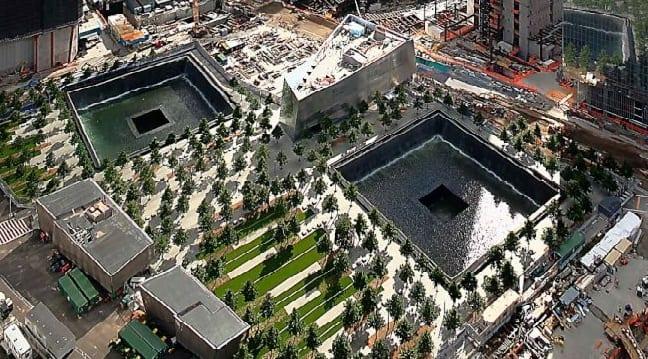 Best Attractions In New York: September 11 Memorial