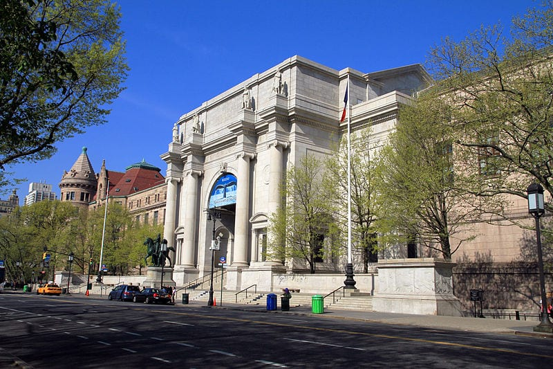 Best Attractions In New York: The American Museum of Natural History
