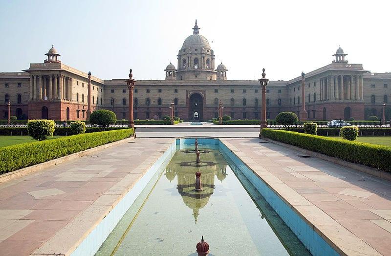 Most Beautiful Parliament Buildings: The Secretariat Building, New Delhi