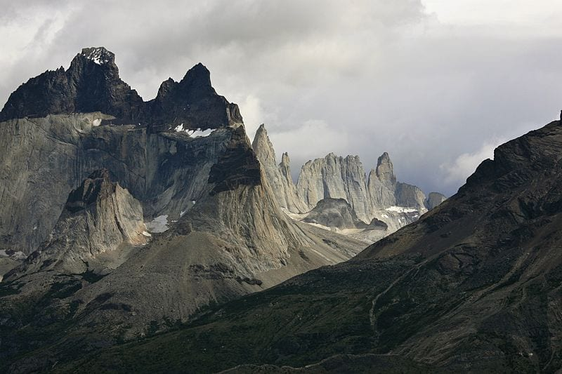 Most Famous Natural Landmarks In South America: Torres del Paine