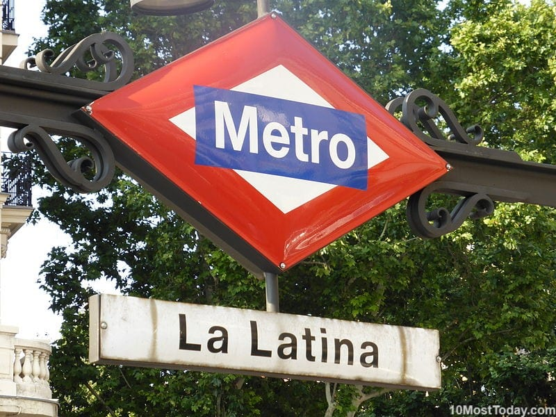 Largest Metro Systems In The World: Madrid Metro