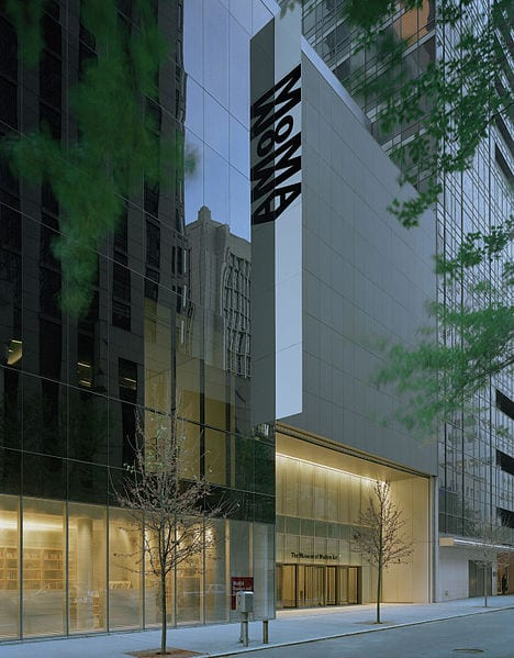 Best Attractions In New York: Museum of Modern Art
