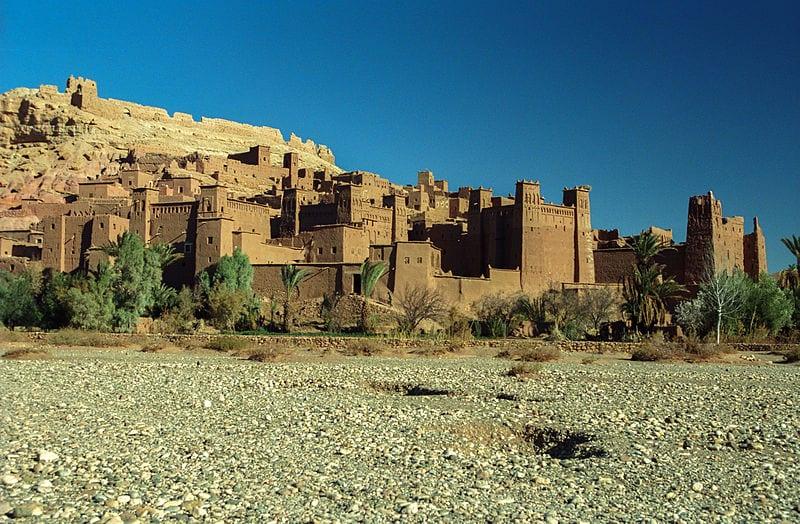 Game of Thrones Locations: Aït Benhaddou, Morocco (Yunkai and Pentos)