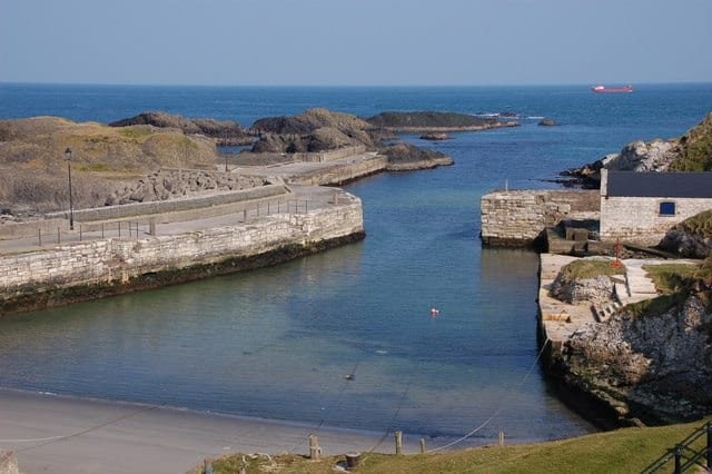 Game of Thrones Locations: Ballintoy Harbor, Northern Ireland (Pyke and the Iron Islands)