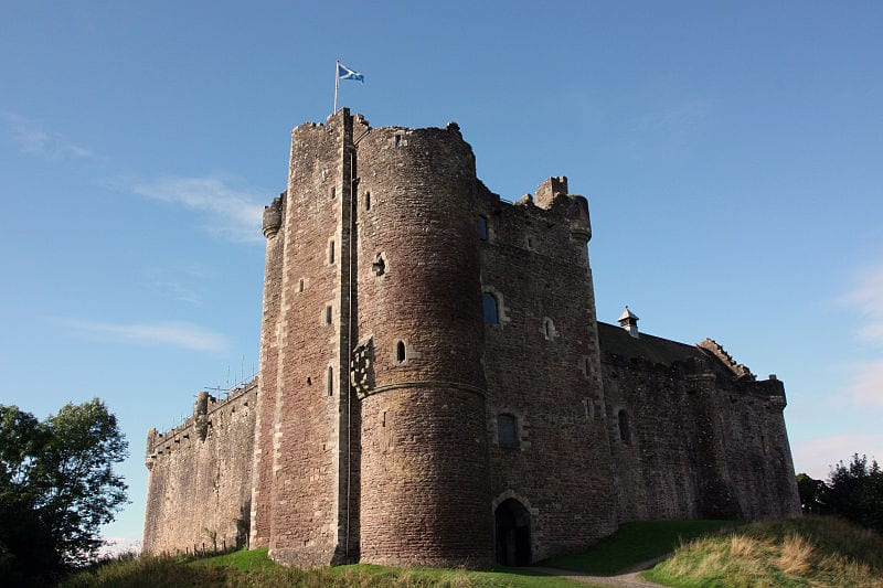 Game of Thrones Locations: Doune Castle, Scotland (Winterfell)