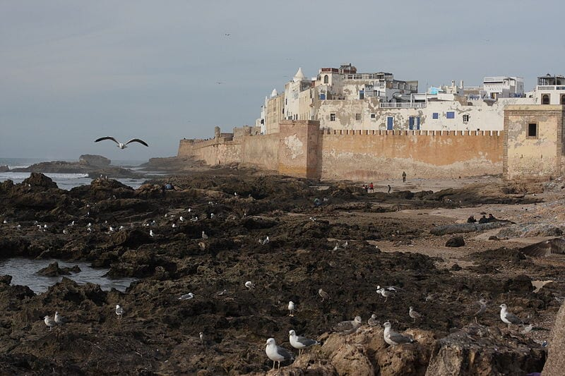 Game of Thrones Locations: Essaouira, Morocco (Astapor)