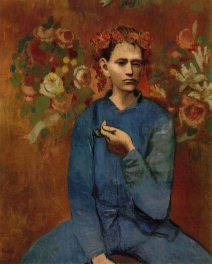 Garçon à la pipe, Pablo Picasso