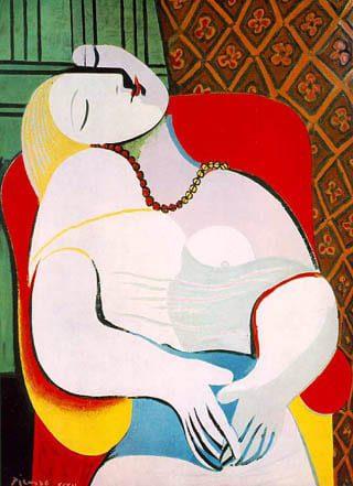 Le Rêve, Pablo Picasso