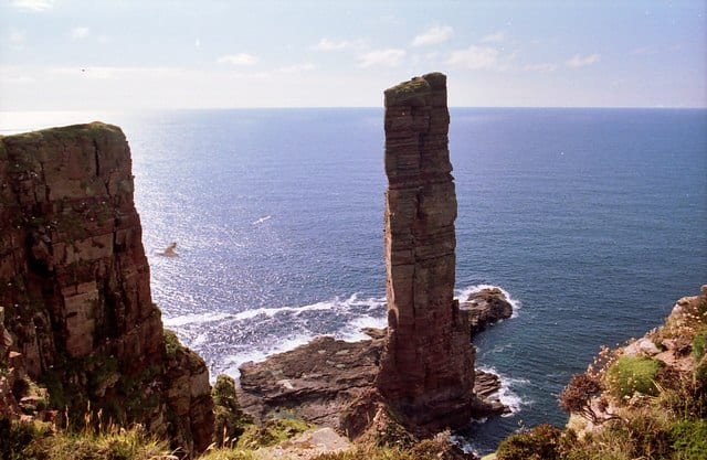Most Amazing Sea Stacks In The World: Old Man of Hoy, Scotland