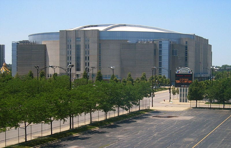 NBA Arenas With Largest Capacity