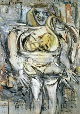 Woman III, Willem de Kooning