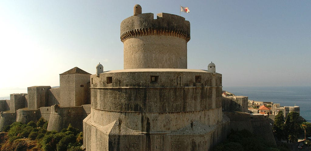 Game of Thrones Locations: Minčeta Tower, Dubrovnik, Croatia (House of the Undying)