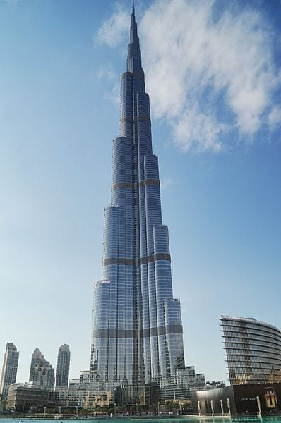 Most Amazing Engineering Achievements: Burj Khalifa Building
