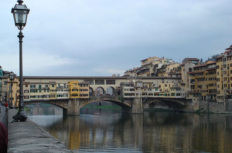 Best Attractions In Florence: Ponte Vecchio