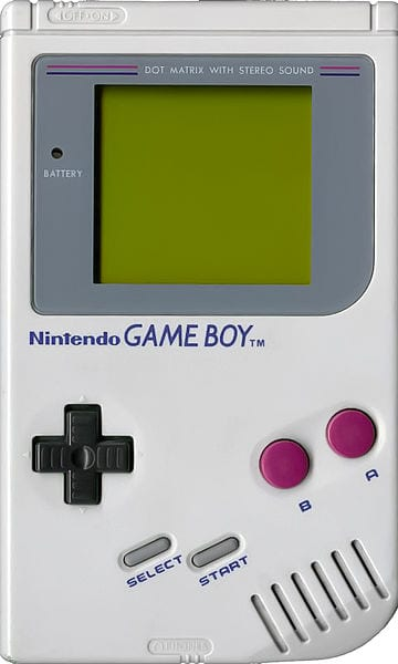 Outdated Gadgets: Nintendo Game Boy