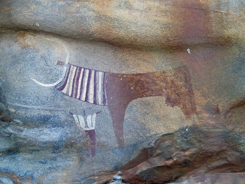 Mesmerizing Prehistoric Cave Paintings: Laas Gaal