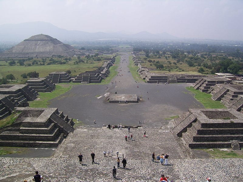 Destinations For History Enthusiasts: Teotihuacan, Mexico