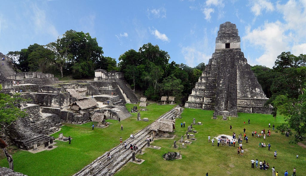 Most Incredible Lost Cities: Tikal