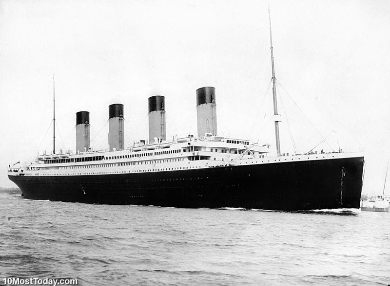 Famous Engineering Disasters: The RMS Titanic