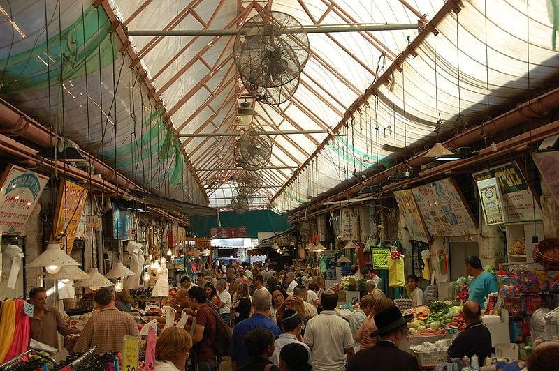 Best Attractions In Jerusalem: Mahane Yehuda Market