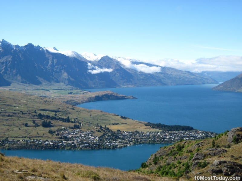 Best Attractions In New Zealand: Queenstown