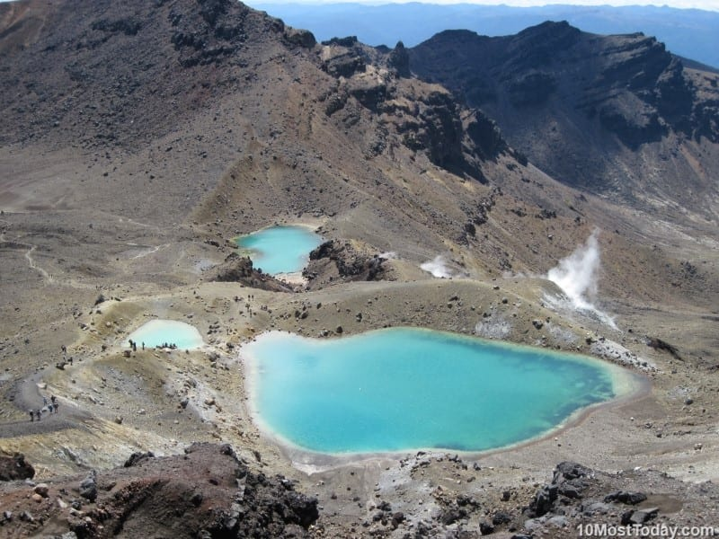 Best Attractions In New Zealand: Tongariro National Park
