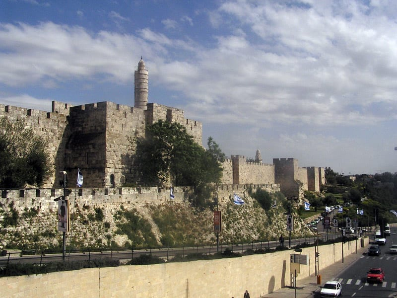 Best Attractions In Jerusalem: Tower of David