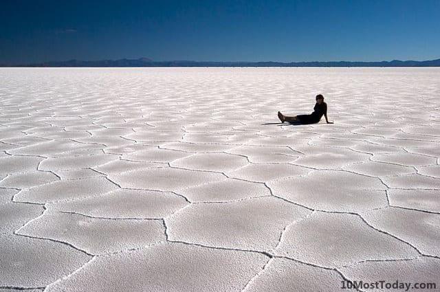 10 Most Amazing Salt Flats 10 Most Today