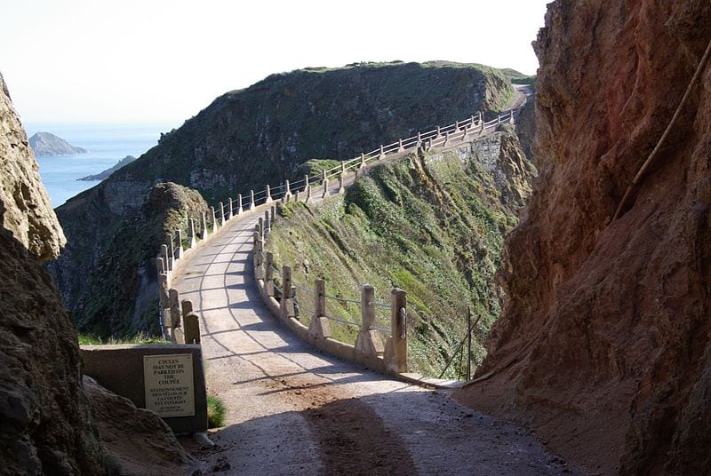 Great Destinations Without Cars: Sark, United Kingdom